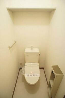 ☆シャワートイレ新設☆