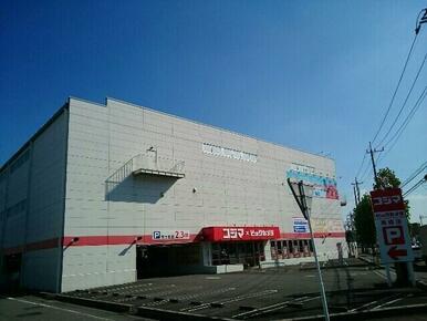 コジマ×ビックカメラ高崎店