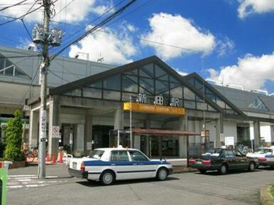 東武スカイツリーライン〝新田駅〟徒歩15分