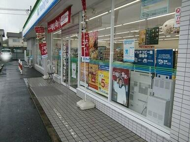 ファミリーマート甲西日枝店
