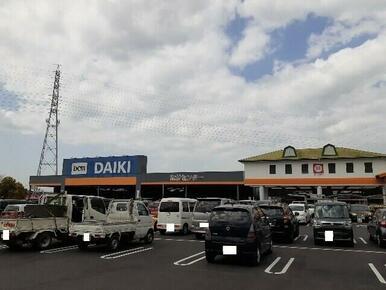 ダイキ新居浜店様