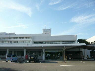 県立新居浜病院様