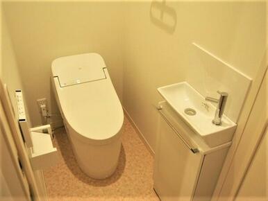 お手洗い付トイレ