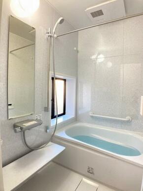 「浴室」新品交換済みです。
