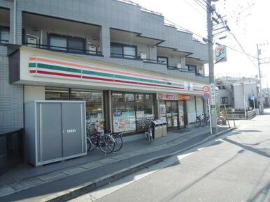 セブンイレブン川崎木月伊勢町店