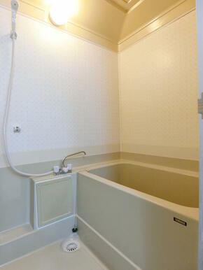 ★清潔感のあるお風呂です★