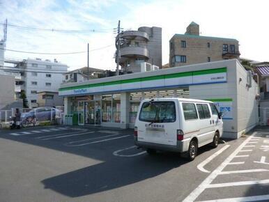 ファミリーマート横浜本牧公園前店