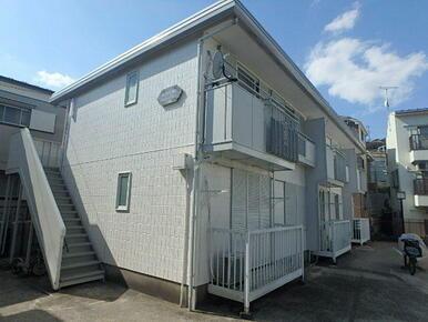 相鉄線・和田町駅徒歩7分の立地