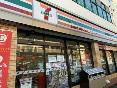 セブンイレブン横浜峰沢町西店