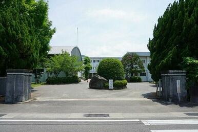 加茂名小学校
