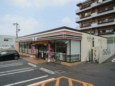 セブンイレブン横浜市ヶ尾東店