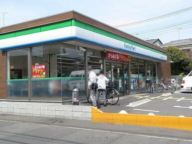 ファミリーマート草加旭町2丁目店