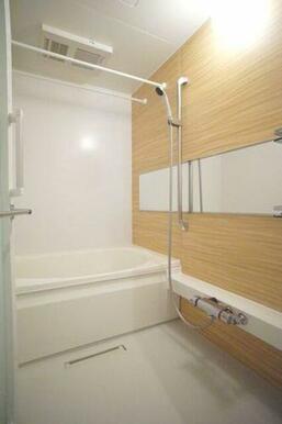 ◆バスルーム◆追い焚き機能なので、いつでも温かい湯船につかることができます♪カビ防止や部屋干しに便利