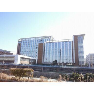 関東学院大学金沢八景キャンパスまで約1,200m!