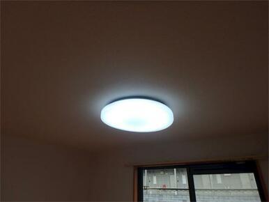 居室照明付き