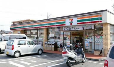 セブンイレブン静岡丸子店