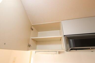★キッチンの収納スペースです★