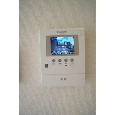 【TVドアホン】防犯にも効果的なTVモニター付きインターホン☆録画機能も付いています◎