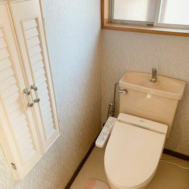 平成4年に水回りリフォーム済。(男性用トイレは配管工事必要)