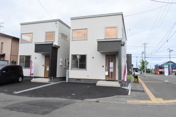札幌市手稲区 新発寒二条4丁目 (稲積公園駅) 2階建 4LDK