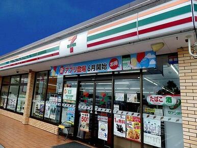 セブンイレブン 八幡友田1丁目店
