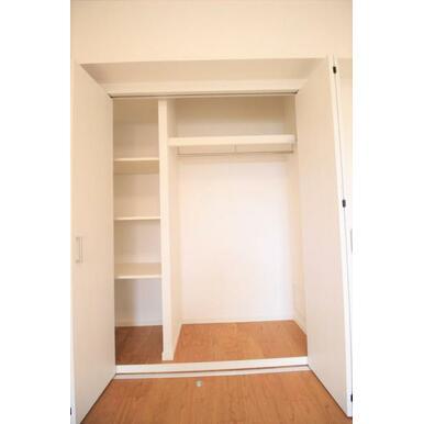 【収納】部屋が素敵にまとまる収納スペース。