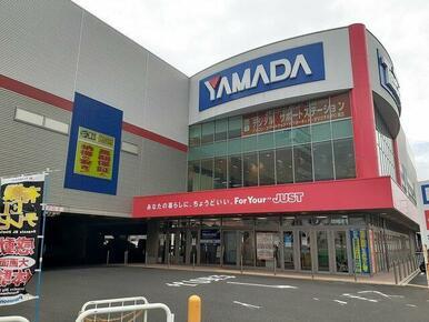 ヤマダ電機岡南店