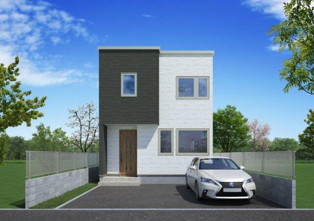 札幌市中央区 南二十八条西10丁目 2階建 4LDK