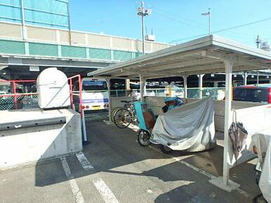 駐輪場(区画指定あり1100円/月)要空き確認 バイク不可