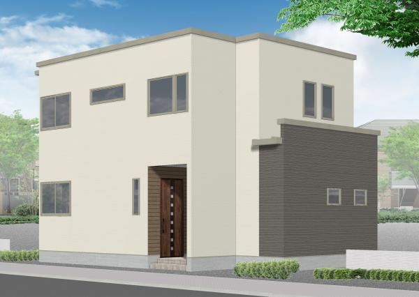江別市野幌町 新築建売住宅 全2棟 4LDK