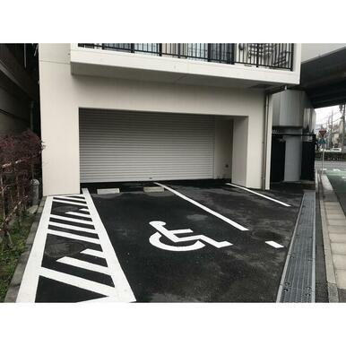 駐車場は別契約