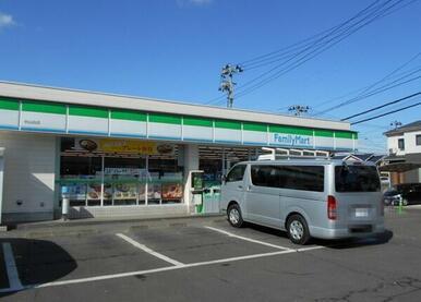 ファミリーマート 中山台店