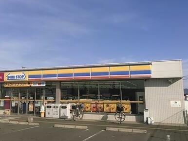 ミニストップ徳島応神店