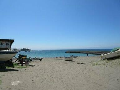 葉山公園ビーチ