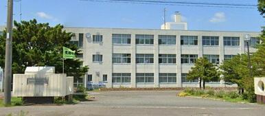 柏陽中学校