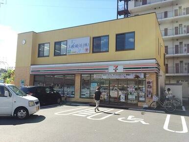 セブン-イレブン 草加吉町2丁目店
