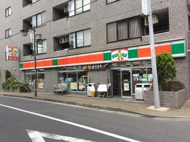 サンクス今井南町店
