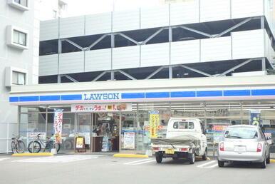 ローソン福岡清川二丁目店