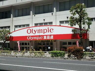 Olympic鶴見店