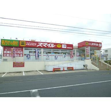 ドラッグストアスマイル青葉黒須田店