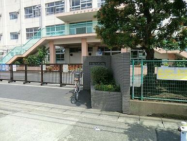 「大野小学校」徒歩約1分