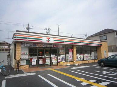 セブンイレブン越谷花田4丁目店