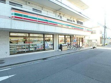 セブンイレブン横浜太尾町店