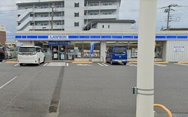 ローソン草加谷塚仲町店