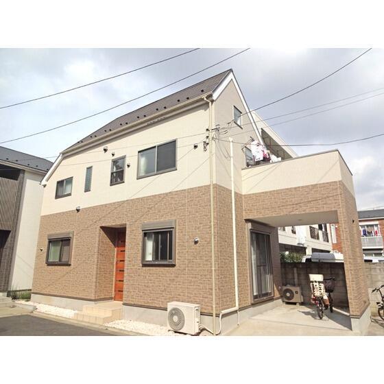 杉並区 成田東4丁目 (南阿佐ヶ谷駅) 2階建 3LDK