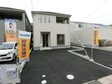 岡崎市青木町の新築分譲住宅です!