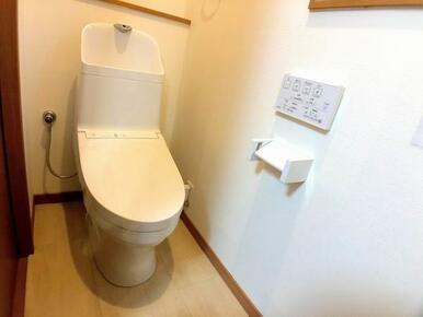 トイレ新設