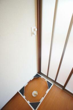 【室内洗濯置場】キャスター付き洗濯置場が御座います☆