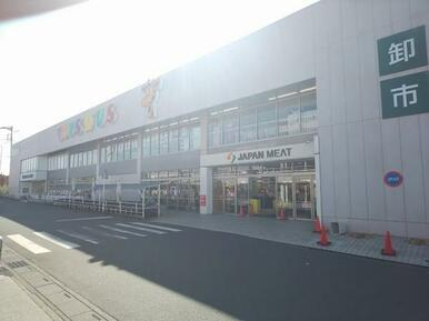 ジャパンミート卸売市場越谷店