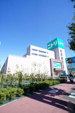 ニトリ大田大鳥居店